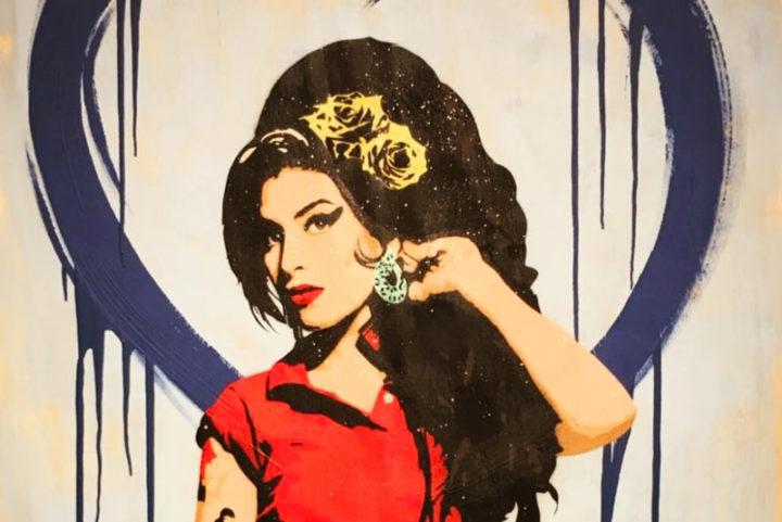 Sur les traces d'Amy Winehouse à Londres