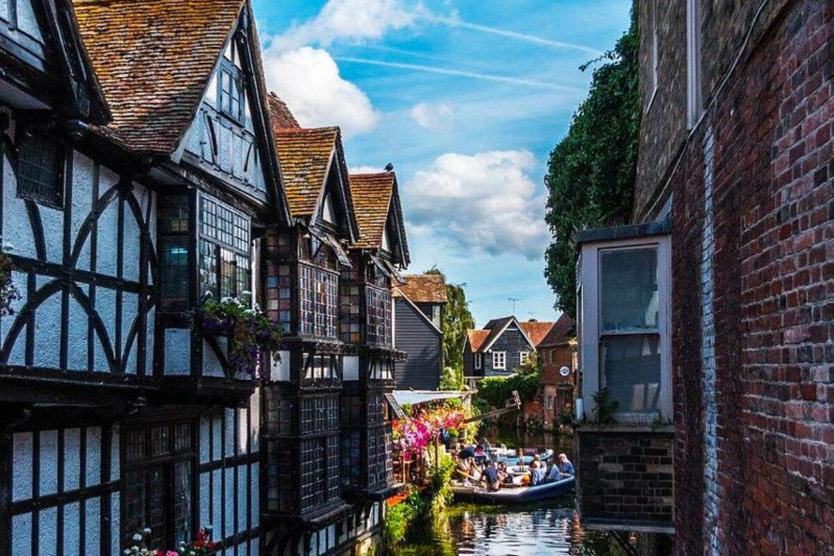 Canterbury : que visiter dans cette ville médiévale ?