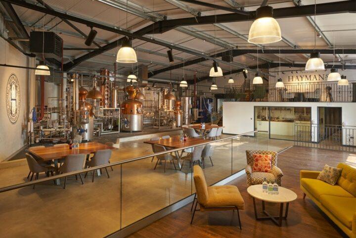 Visiter les distilleries de Gin à Londres