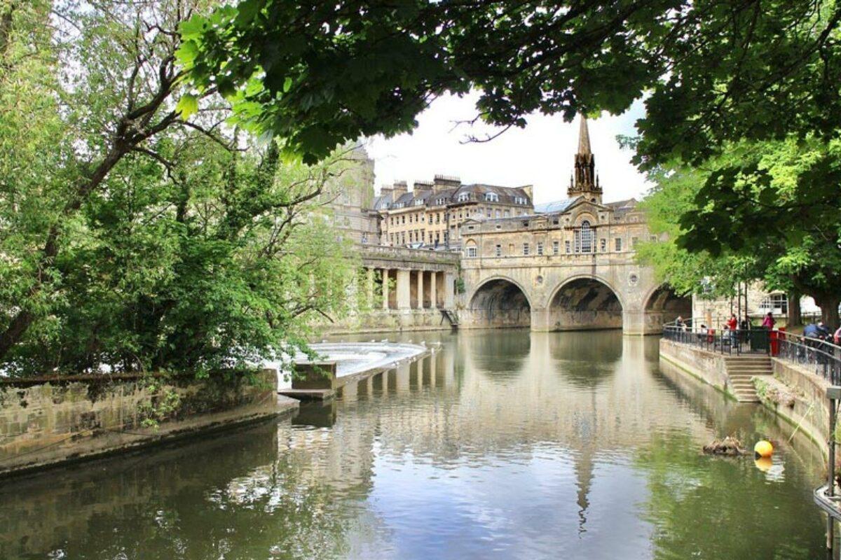 Bath : que visiter dans cette ville thermale ?